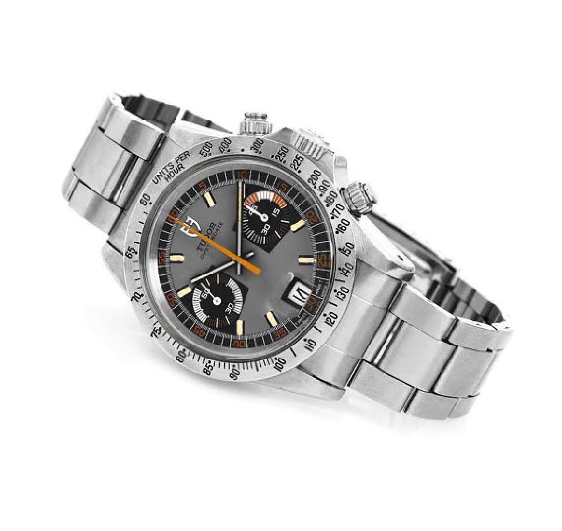 Mens Rolex Monte Carlo Tudor Oysterdate 7159