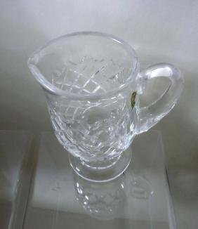 Vintage Waterford Lead Crystal Lismore Large Water