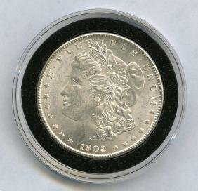 1902-O Morgan Dollar United States Mint MS63 90 Percent