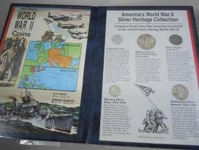 American WWii Silver Heritage Collection 1943 Steel