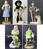 Goebel Wizard Oz Tin Man Woodsman Wicked Witch