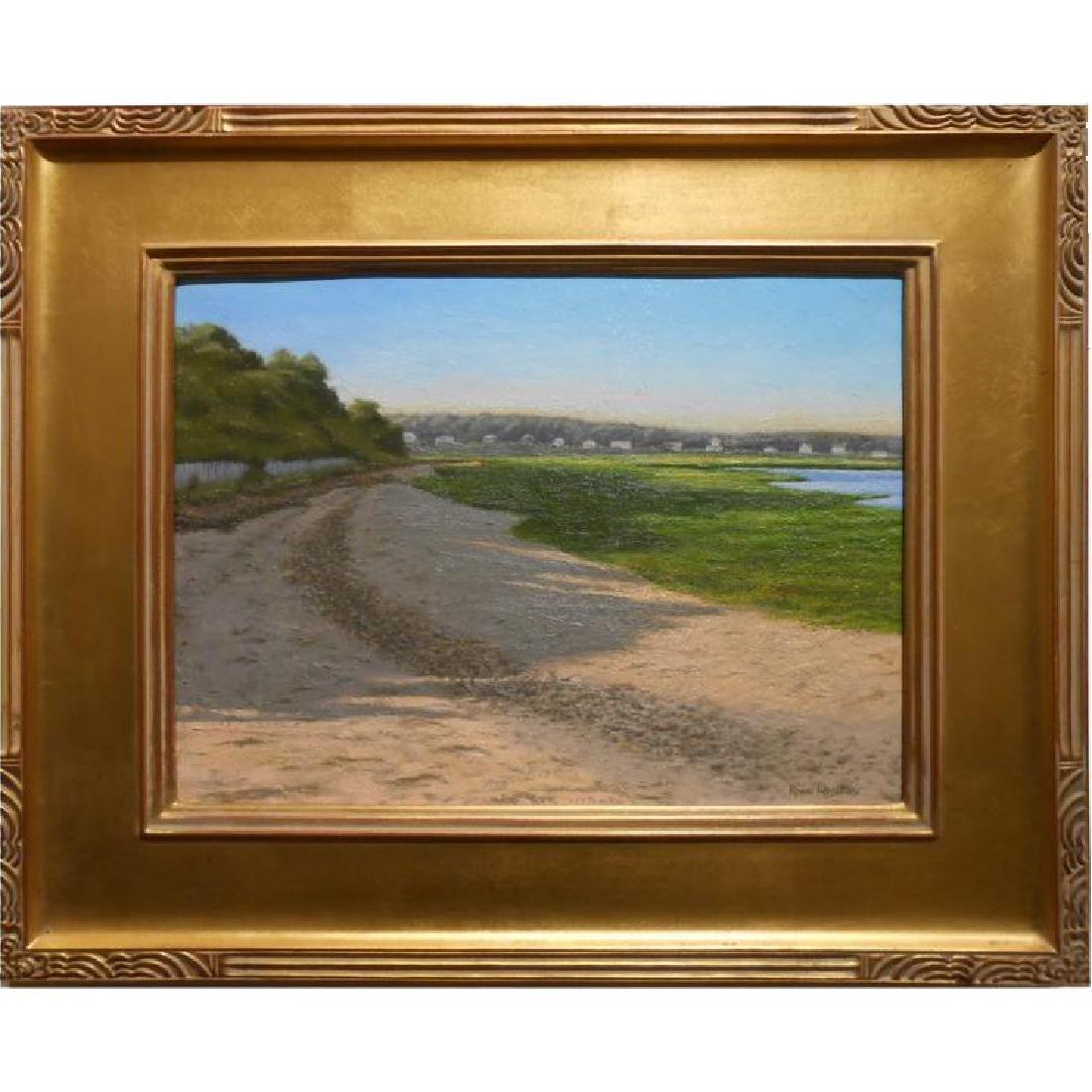 Robin Wessman: Shady Cove Oil Painting