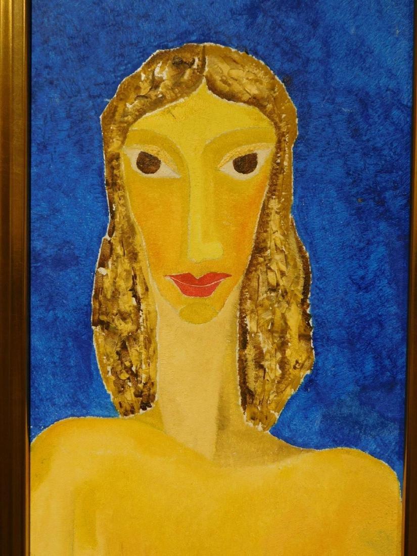 Anngelov: Standing Female Nude - 2