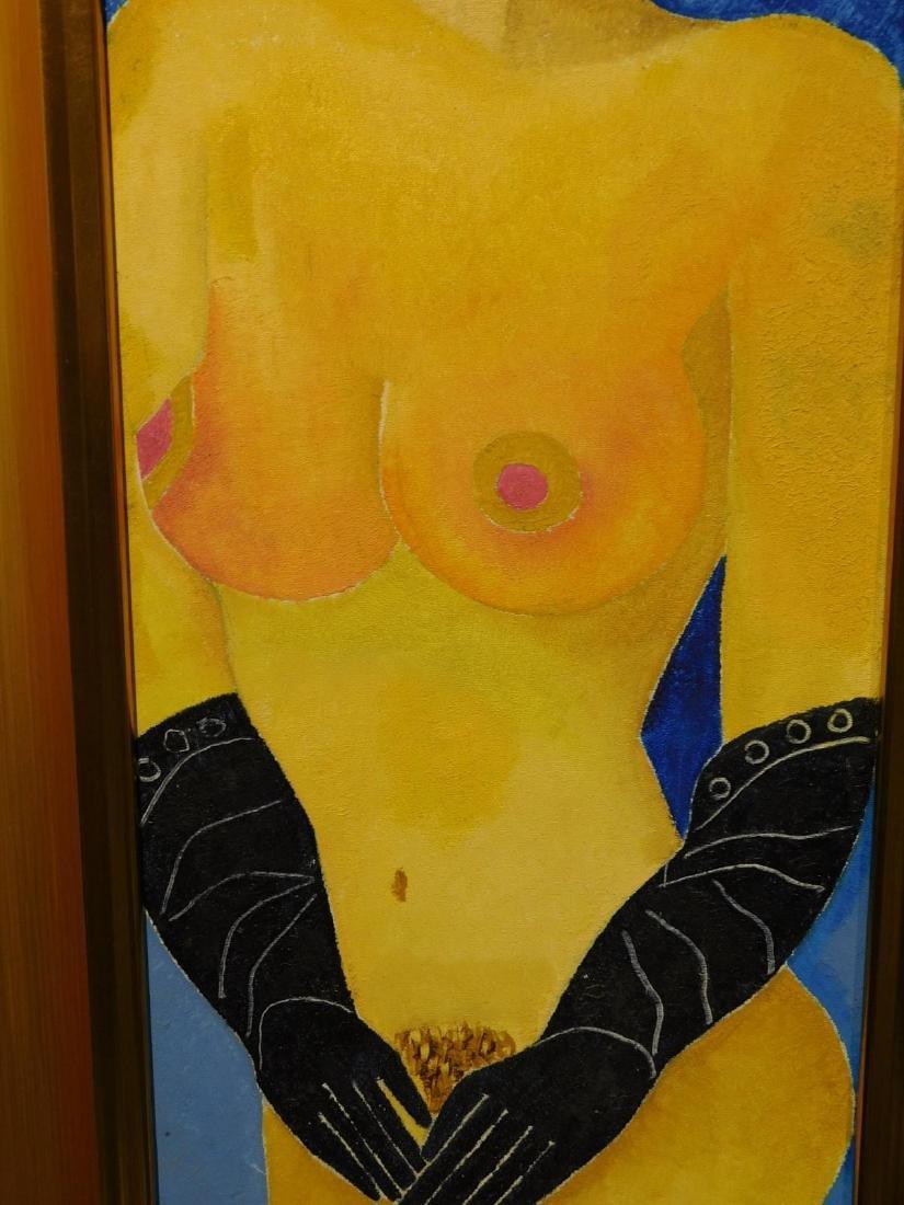 Anngelov: Standing Female Nude - 3