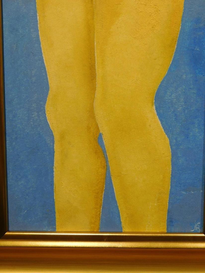 Anngelov: Standing Female Nude - 5