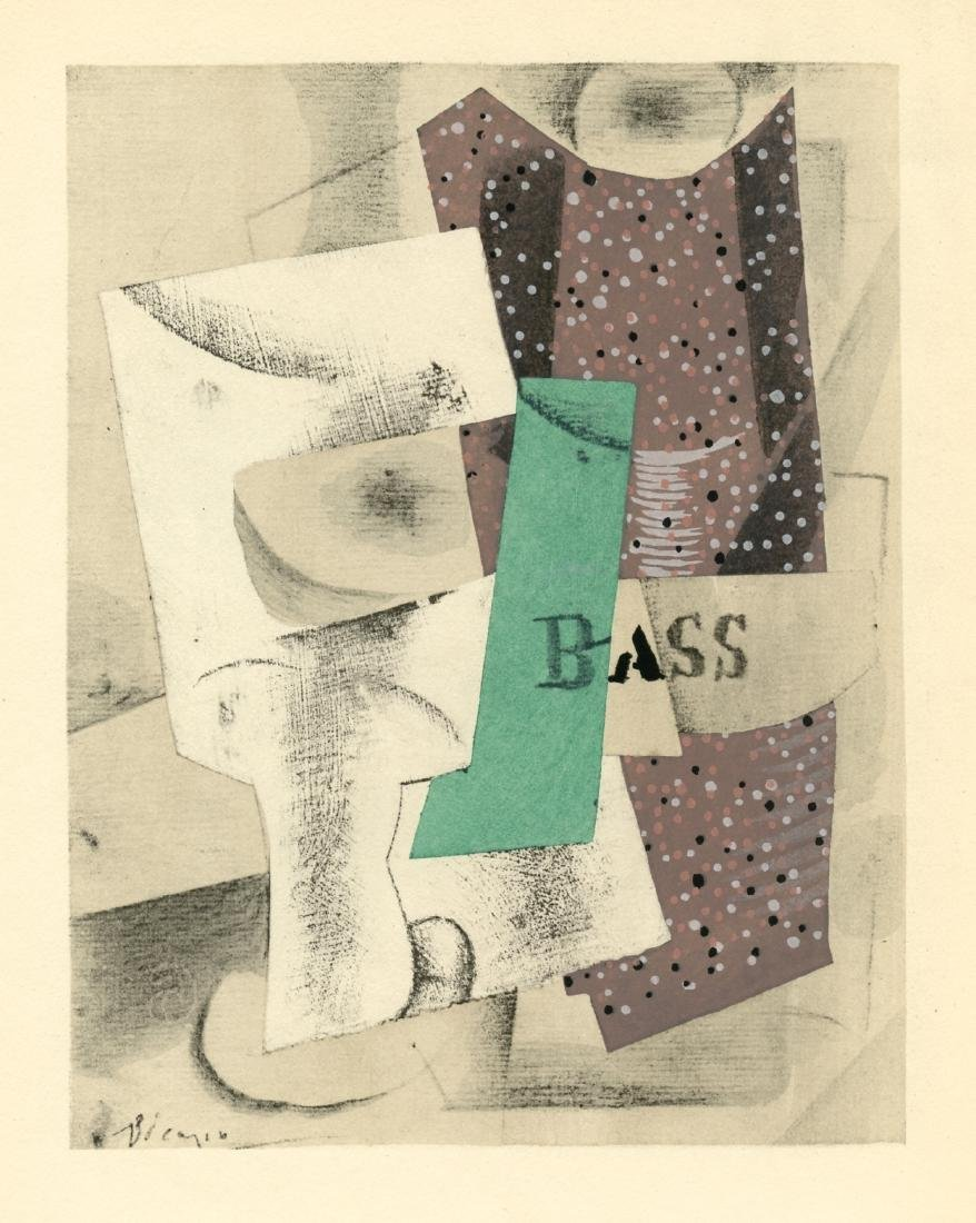 Pablo Picasso 1929 pochoir, edition of 1000
