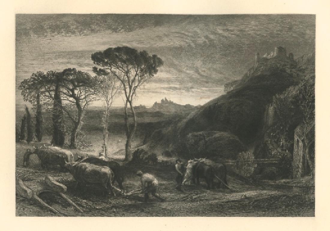 "Samuel Palmer ""Lycidas"" | Shorter Poems of John Milton"