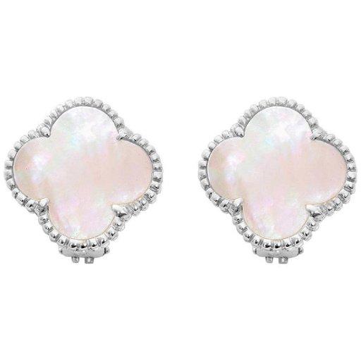 Van Cleef Arpels Vintage Alhambra Earrings Placeholder See Sold Price