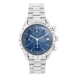Omega Speedmaster Date Chronometer Automatic 3511.80