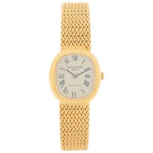 Patek Philippe for Tiffany & Co. Ladies Yellow Gold