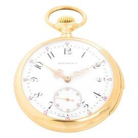 Rare Patek Phillipe Minute Repeater Men's Pocket Watch