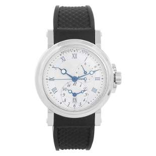 Breguet Marine Automatic GMT Men's Stainless Steel