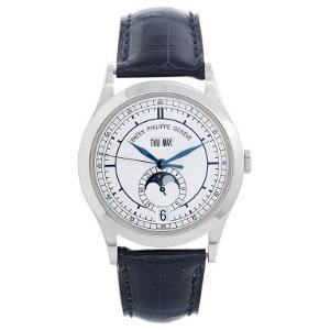 Patek Philippe Annual Calendar with Moon Phase 5396 G