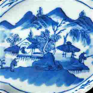 Chinese Canton Ware Tea Tray 18th/19th Century