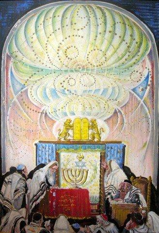 22: Original Art Marcelo Weinberg Oil on Canvas Paintin