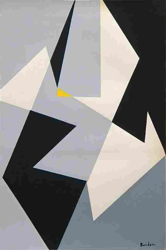 Enrico Bordoni original serigraph | Movimento Arte