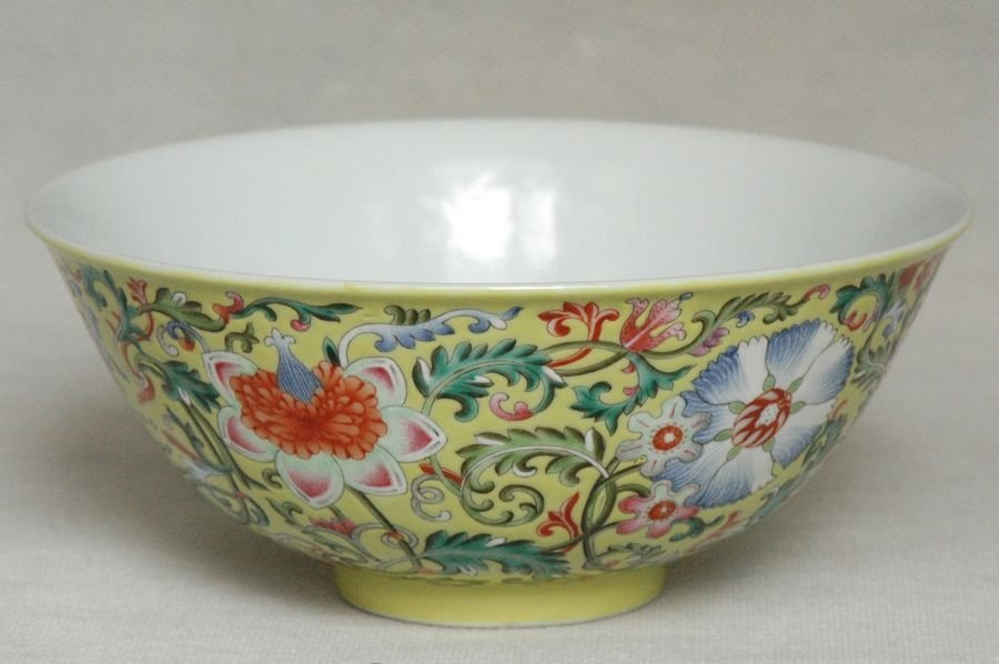 Masterpiece Chinese Qing Porcelain Bowl Daoguang Mark & - 2