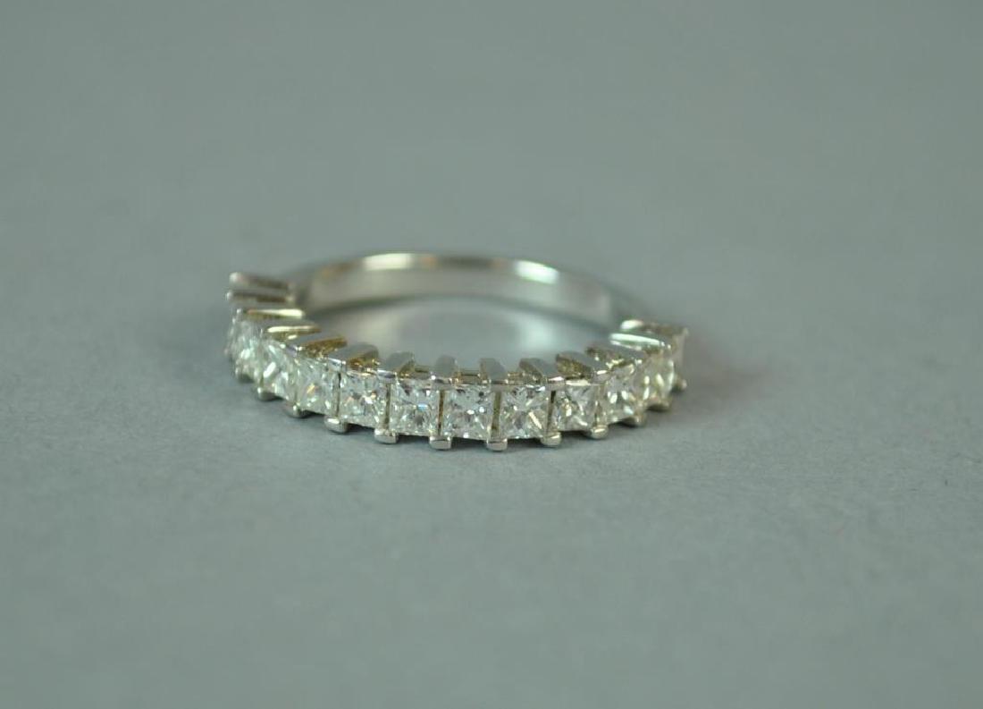 DIAMOND WEDDING BAND, 1.30CTW