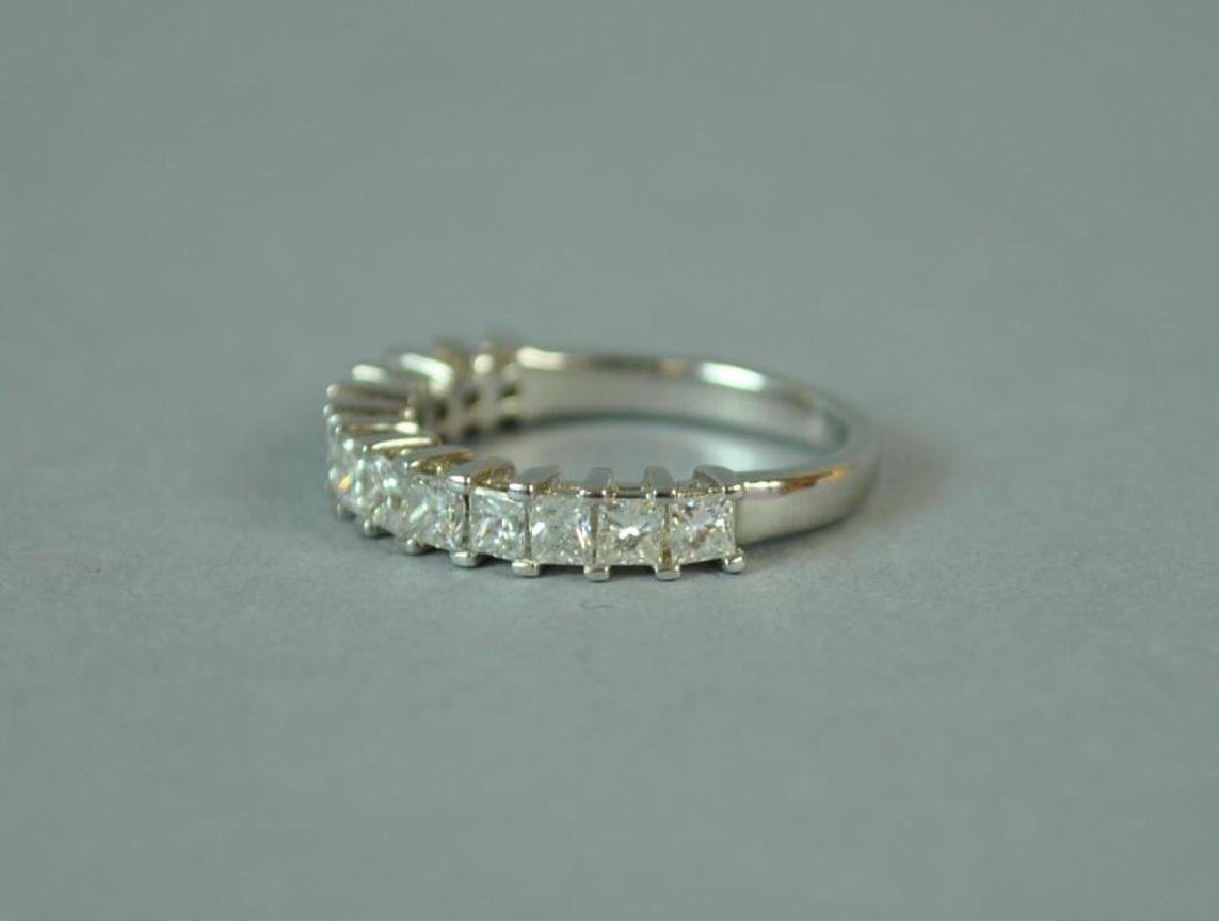 DIAMOND WEDDING BAND, 1.30CTW - 2