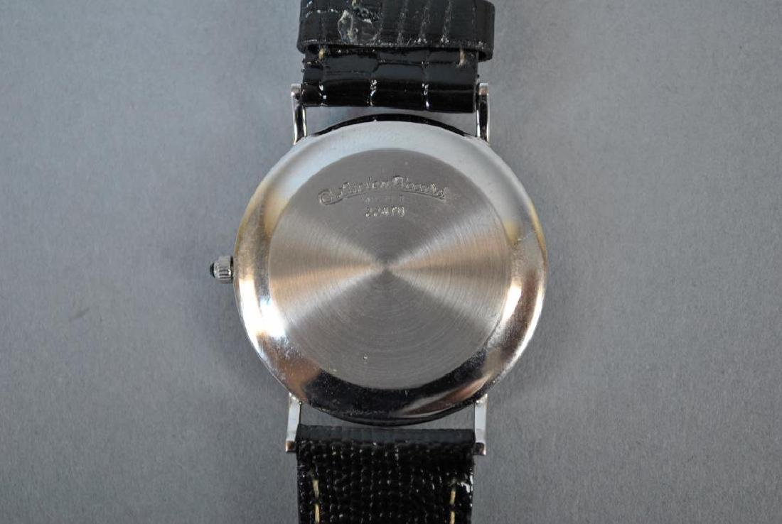 LUCIEN PICCARD WHITE GOLD CASE WATCH - 2