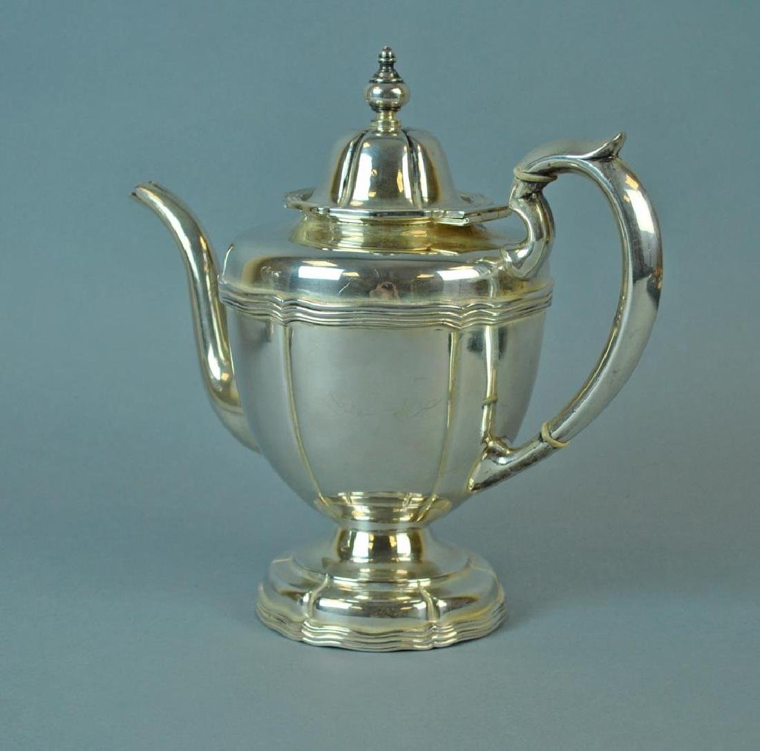 SANBORNS MEXICAN STERLING TEAPOT