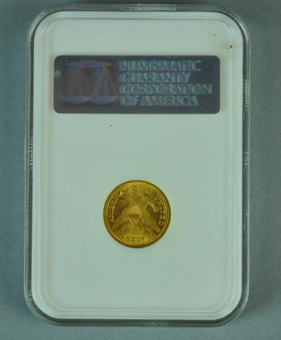 1906 $2.50 LIBERTY HEAD GOLD COIN - NGC MS 65 - 2