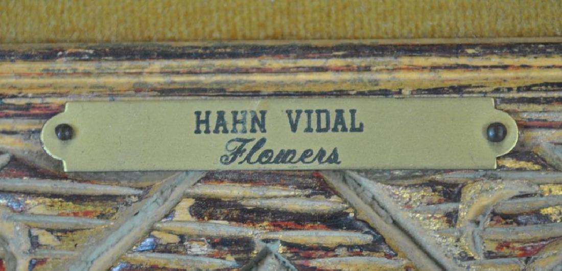 HAHN VIDAL (New York, b.1919) - 3