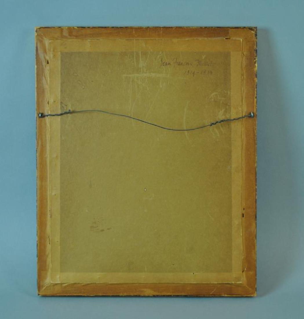 JEAN FRANCOIS MILLET (French, 1814-1875) - 4