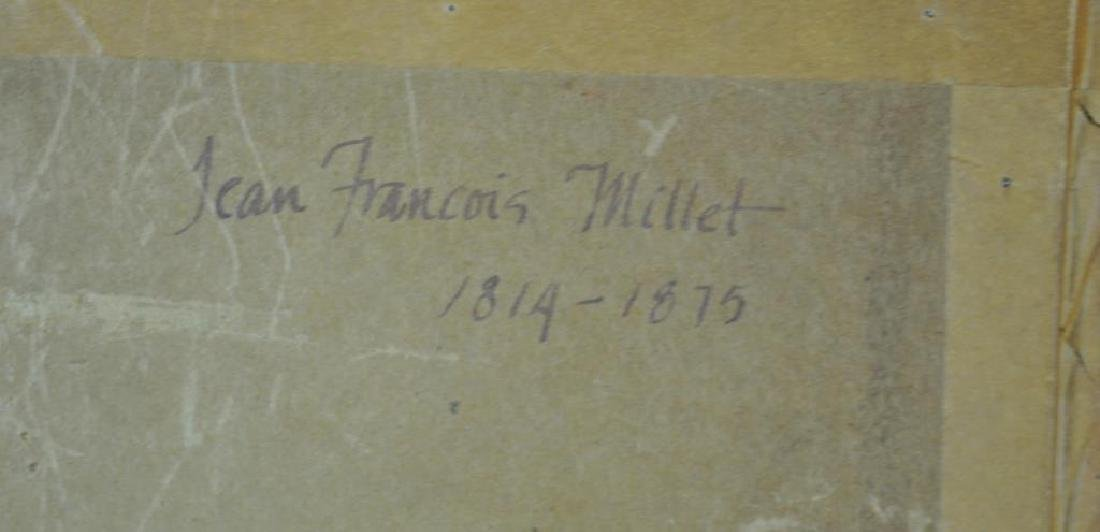 JEAN FRANCOIS MILLET (French, 1814-1875) - 5
