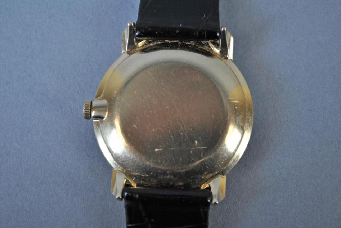 VINTAGE OMEGA GOLD CASE WATCH - 2