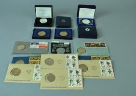 (15) PIECE BICENTENNIAL COLLECTIBLE GROUP