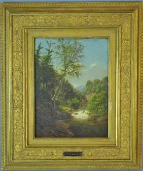 American School (19thc.), Landscape