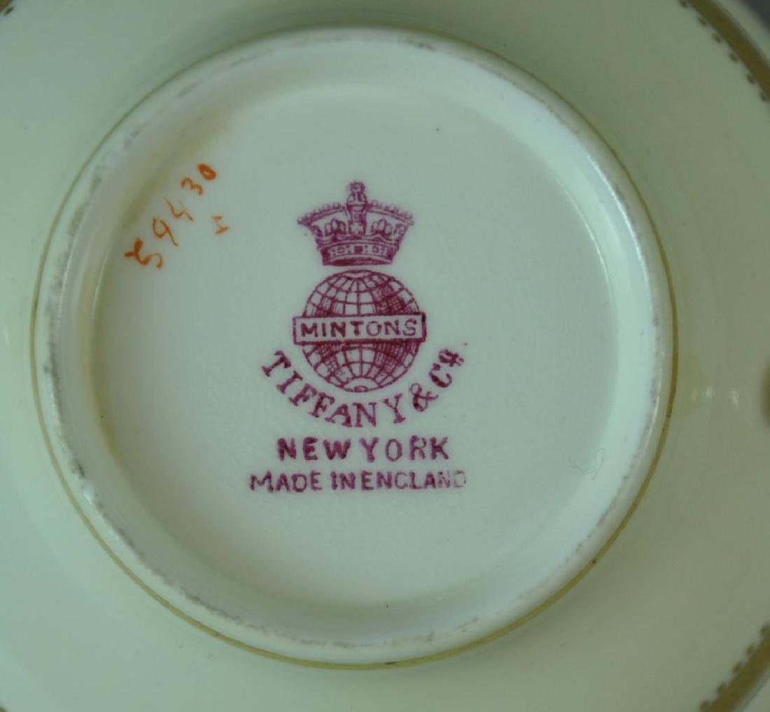 (32) MINTONS FOR TIFFANY & CO. CHINA SERVICE - 2