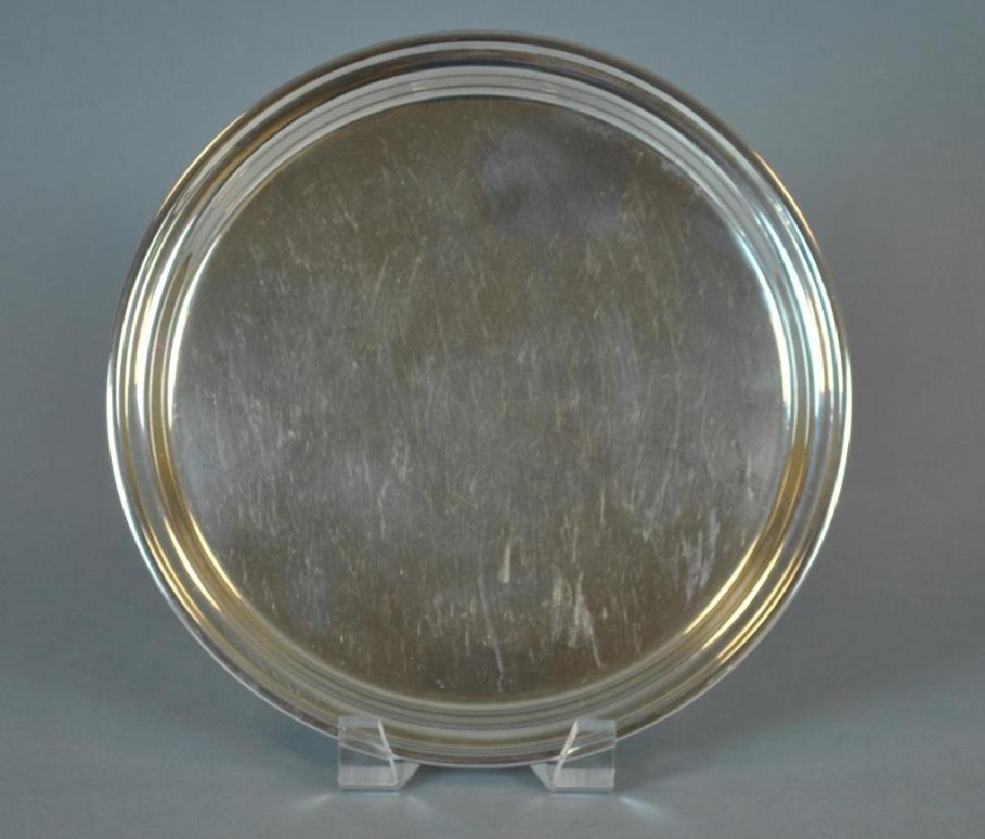 RANDAHL STERLING TRAY