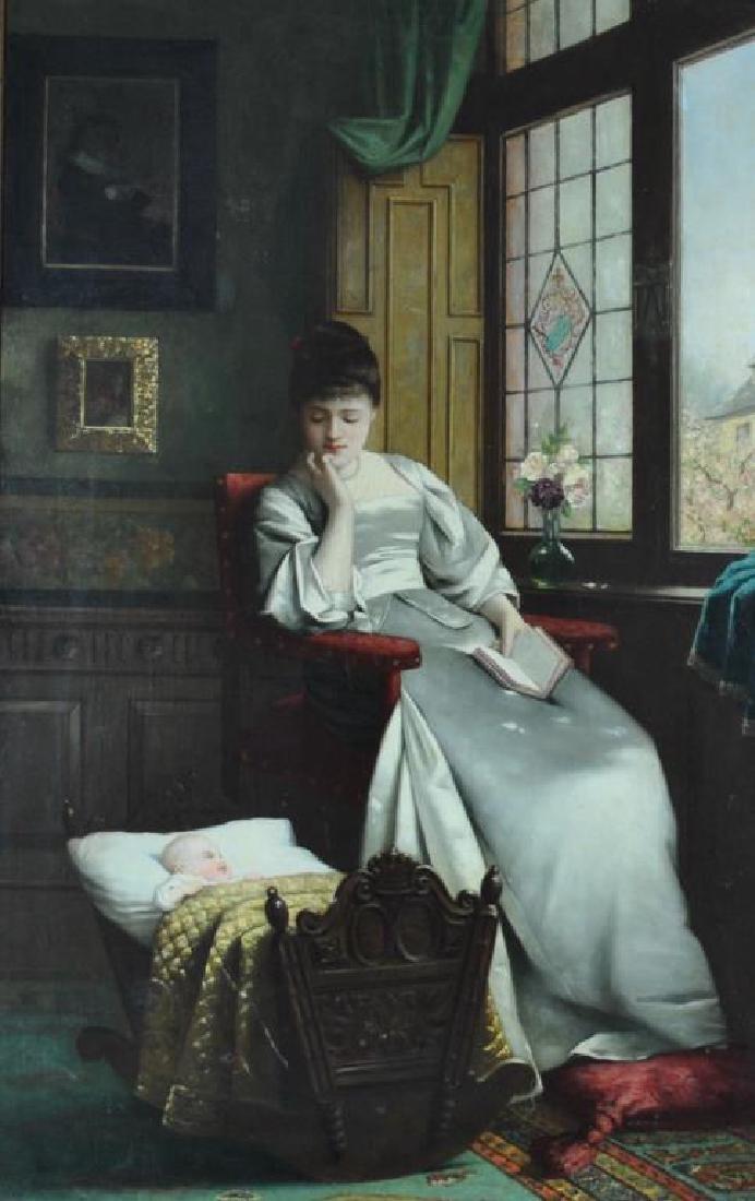 ERNST ANDERS (German, 1845-1911)