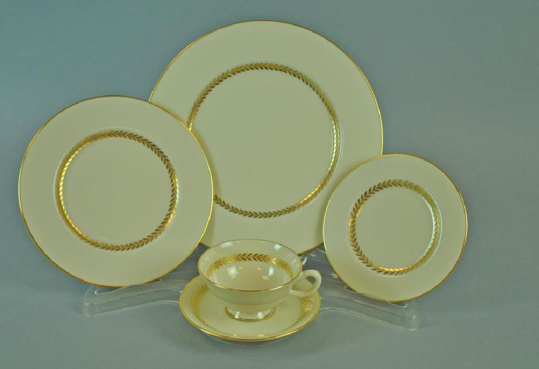 (53) PIECE LENOX IMPERIAL CHINA SERVICE