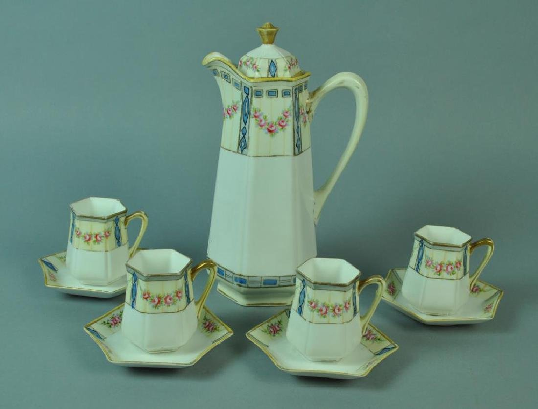 (9) PIECE NIPPON COCOA SET