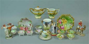 (19) PIECE CERAMIC COLLECTIBLE GROUP