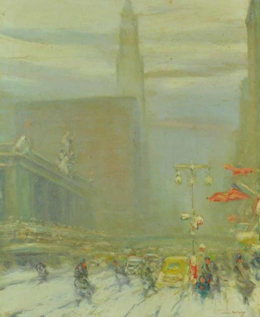 JOHANN BERTHELSEN (New York, 1883-1972) - 2