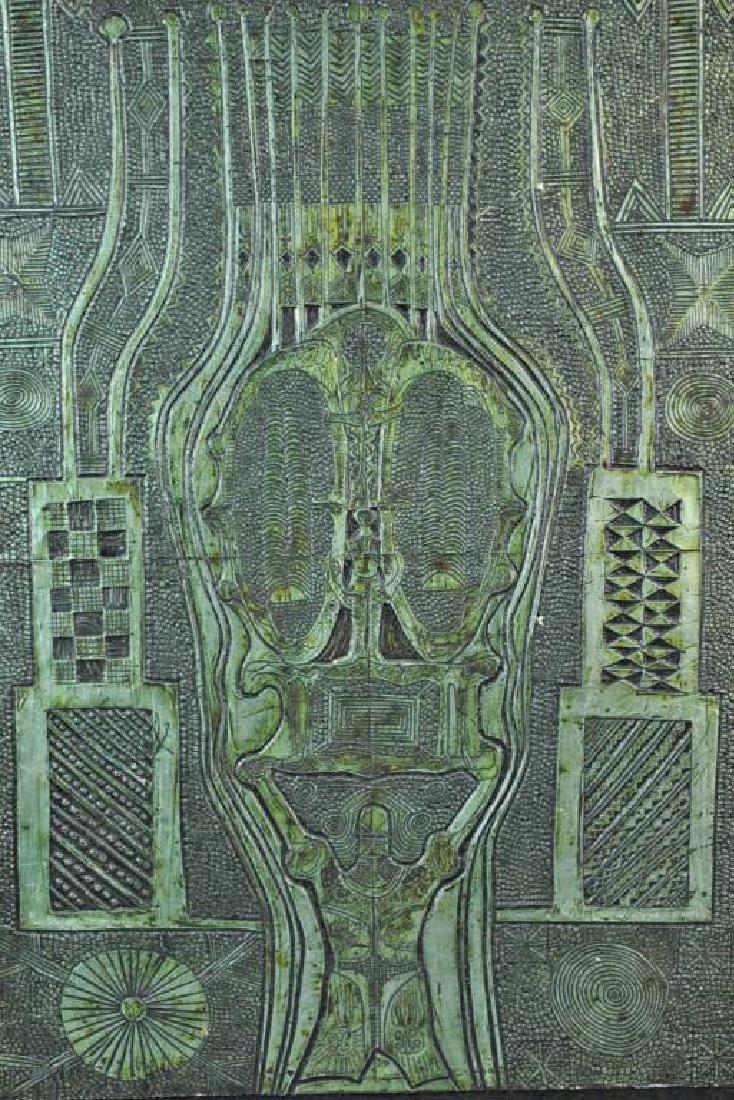 BRUCE ONOBRAKPEYA (Nigerian, b.1952)