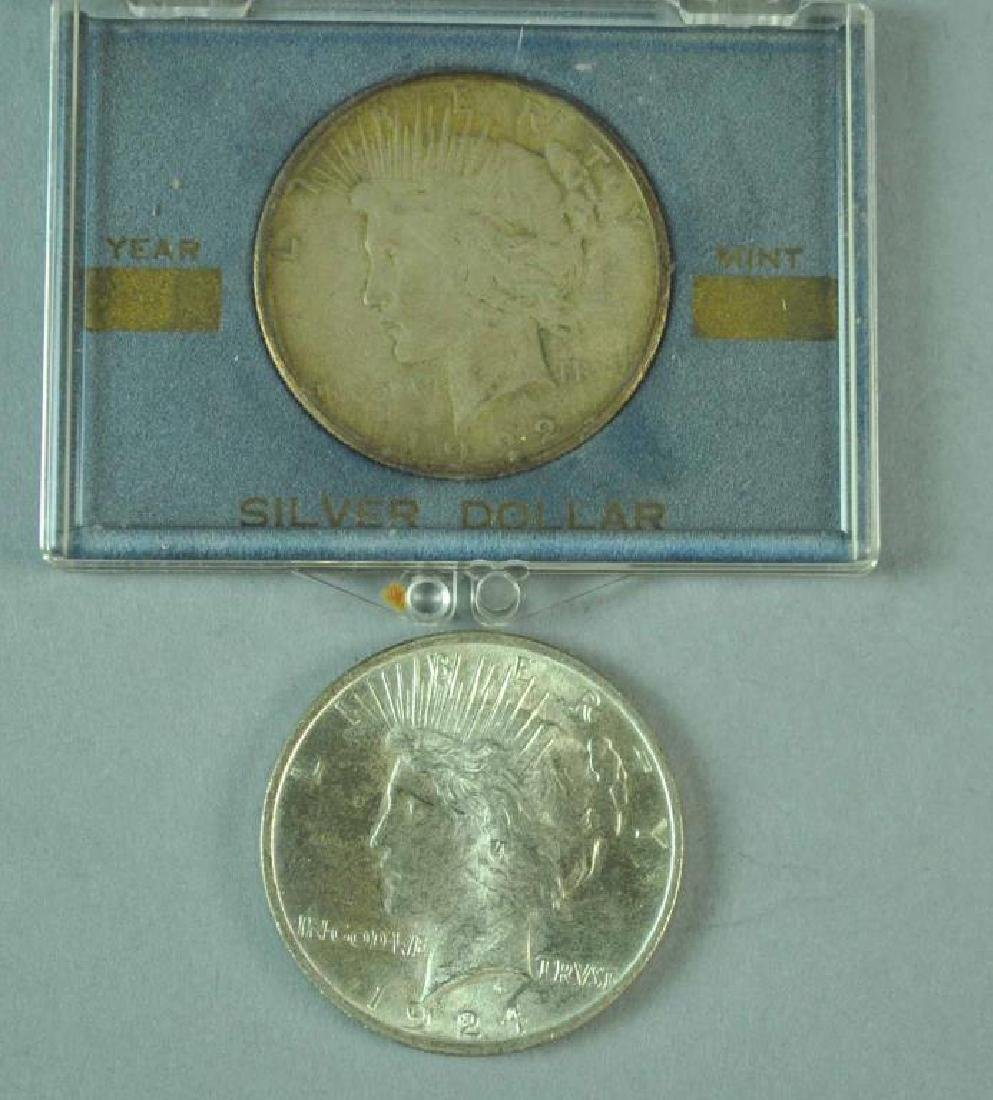 (10) PIECE US SILVER & CLAD COIN GROUP - 3