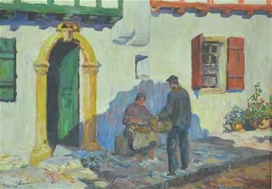 LOUIS BENJAMIN FLOUTIER (French, 1882-1936)
