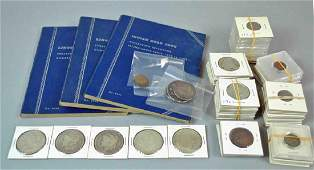 GROUP OF US & INTERNATIONAL COINS