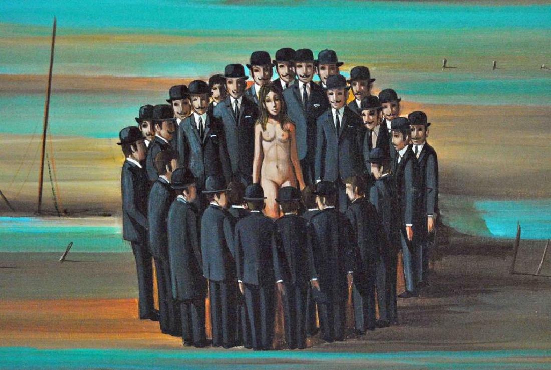 JEAN PIERRE SERRIER (French, 1934-1989) - 3