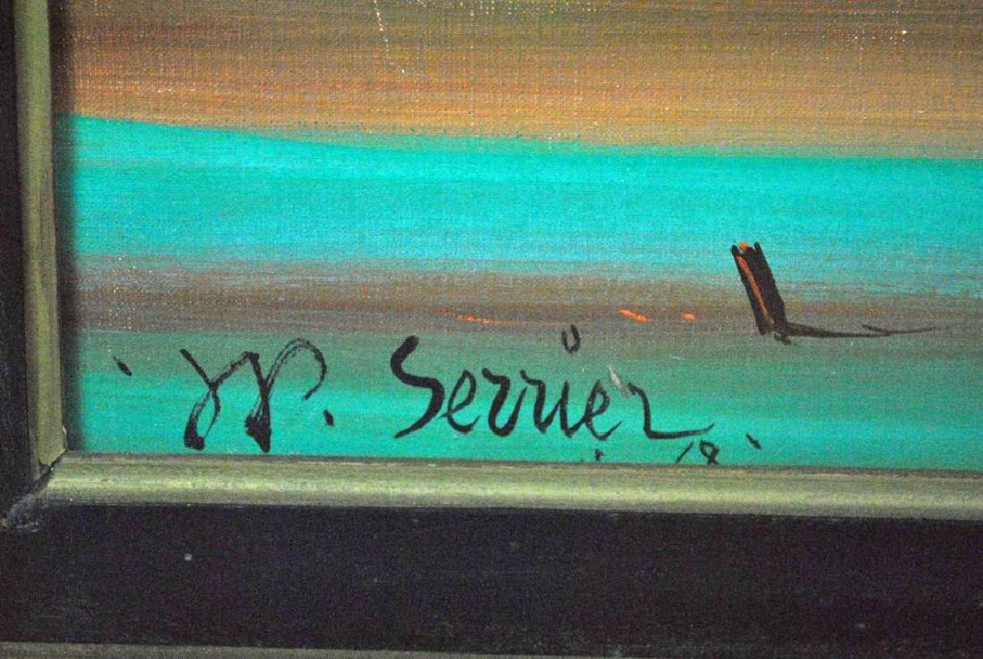 JEAN PIERRE SERRIER (French, 1934-1989) - 5