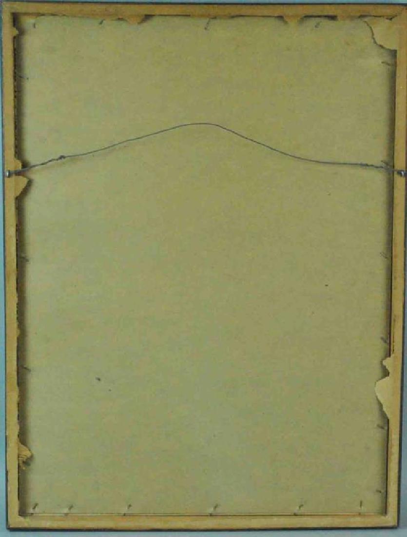 JP SERRIER SIGNED OFFSET PRINT - RAINING NUDES - 4