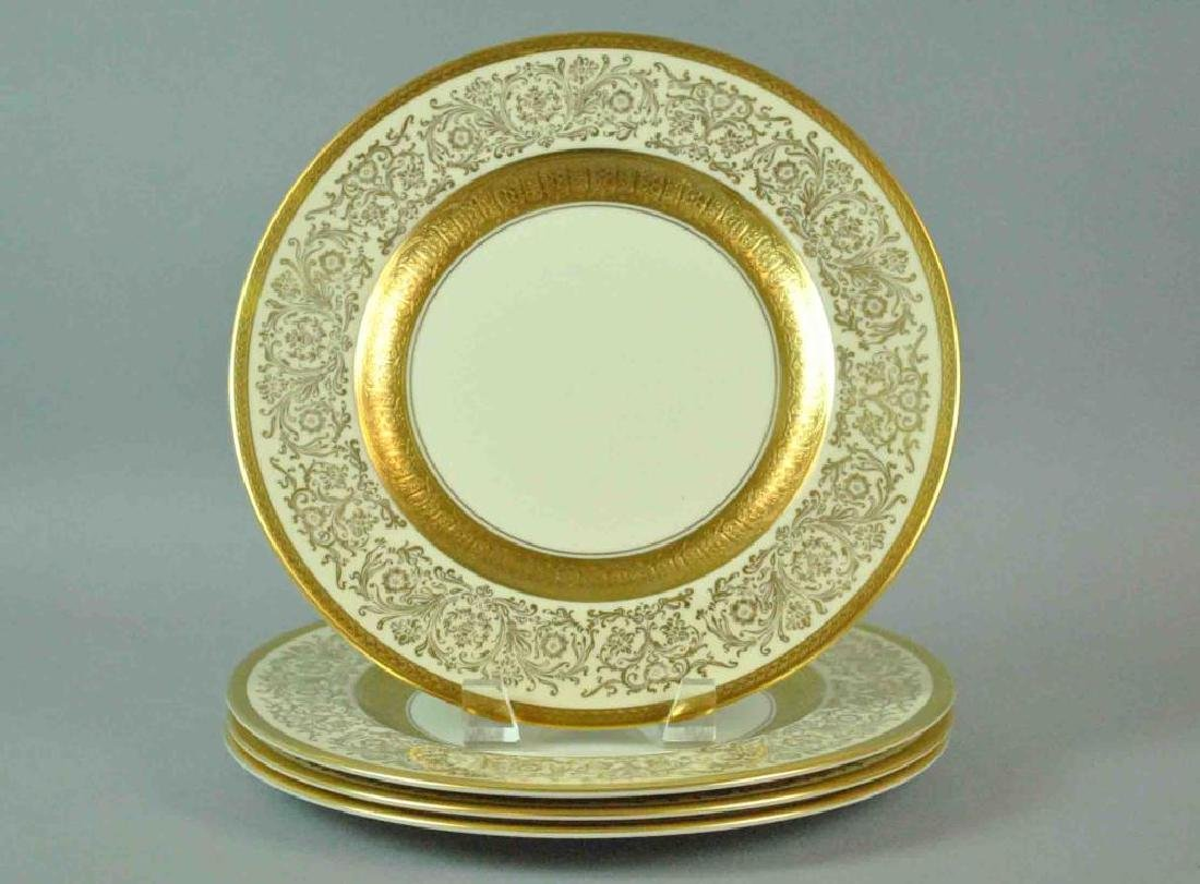 (4) PICKARD CHINA CABINET PLATES