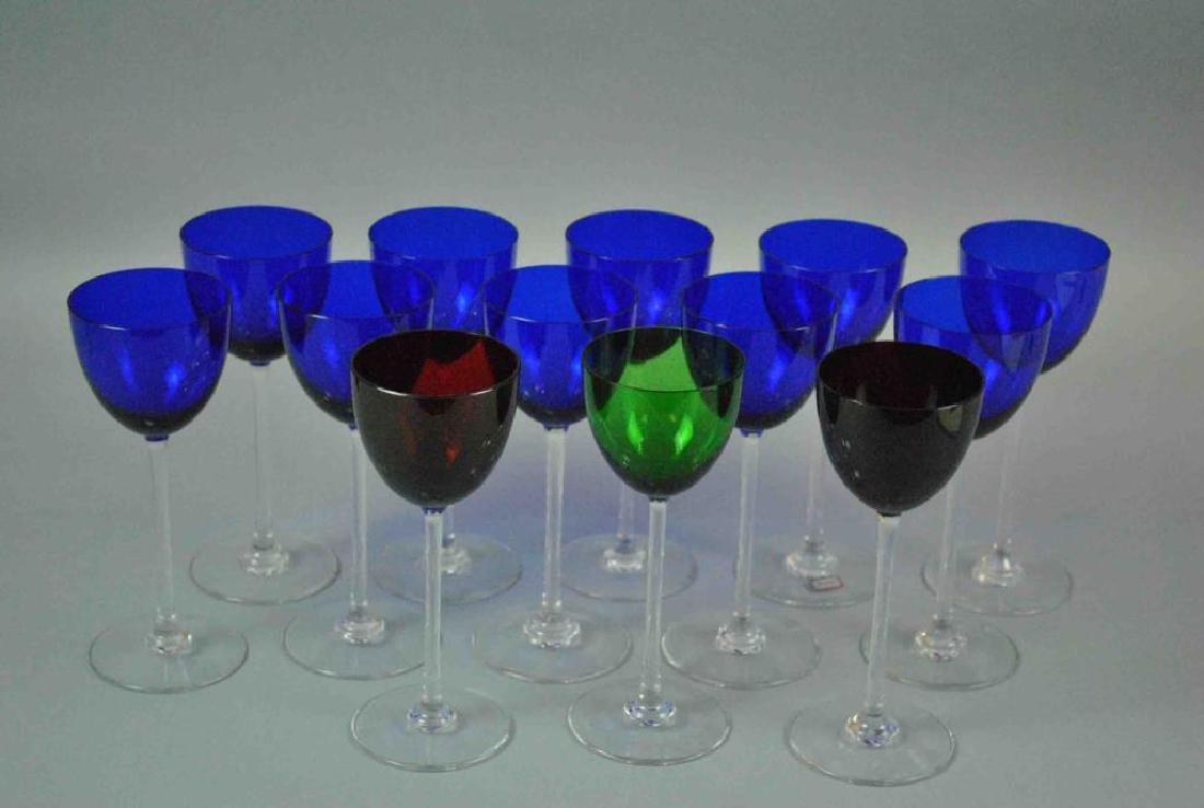 (13) BACCARAT PERFECTION RHINE WINE STEMS