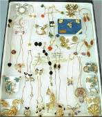 (20+) GOLD FILLED JEWELRY SETS