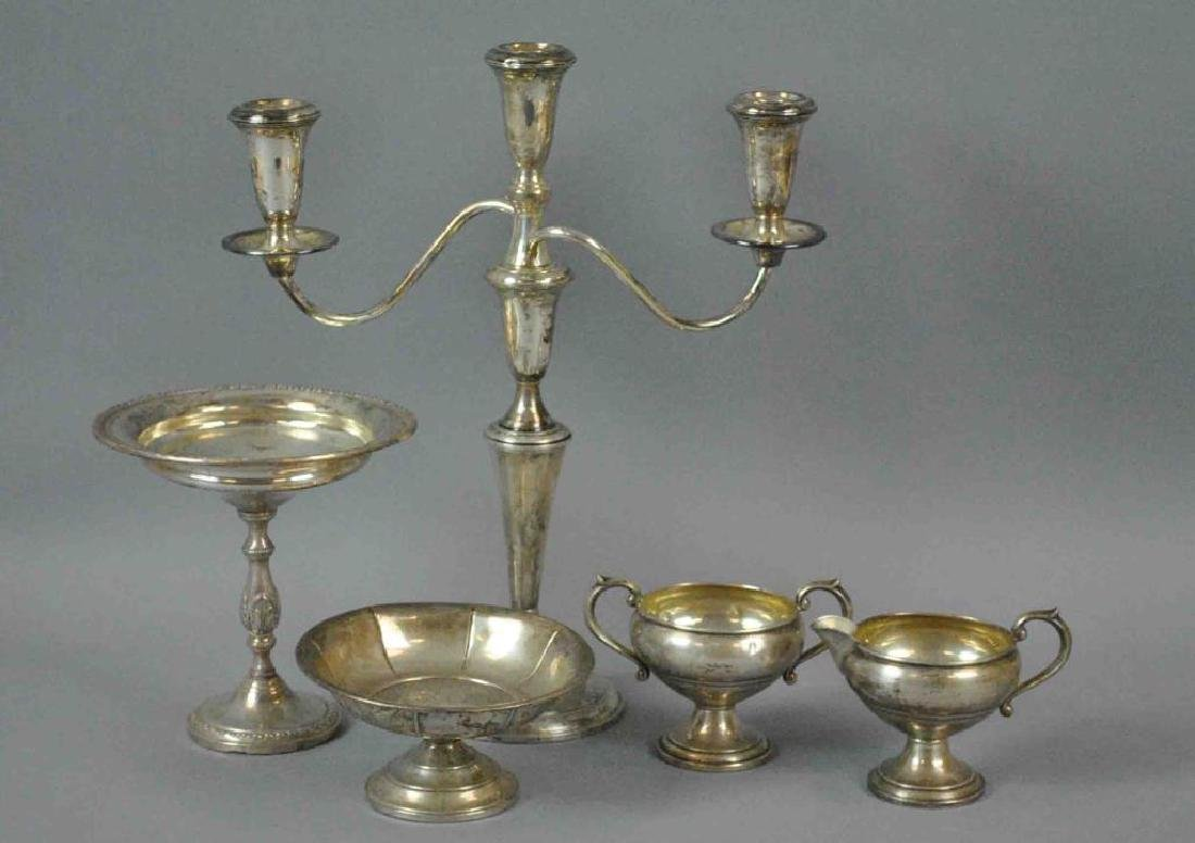(5) WEIGHTED STERLING TABLE ARTICLES